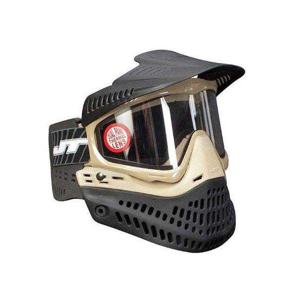 JT Spectra Proflex LE Paintball Thermal Tan C2 Maske