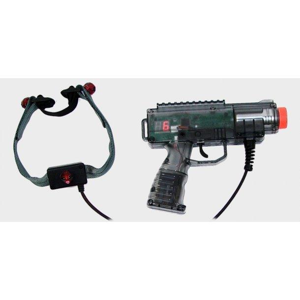 Laser pistol Eclipse 400-X