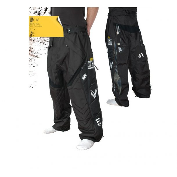 Laysick 411 Pro Pants Black 2XL