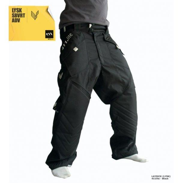 Laysick 411 LITE Pants X Large Black