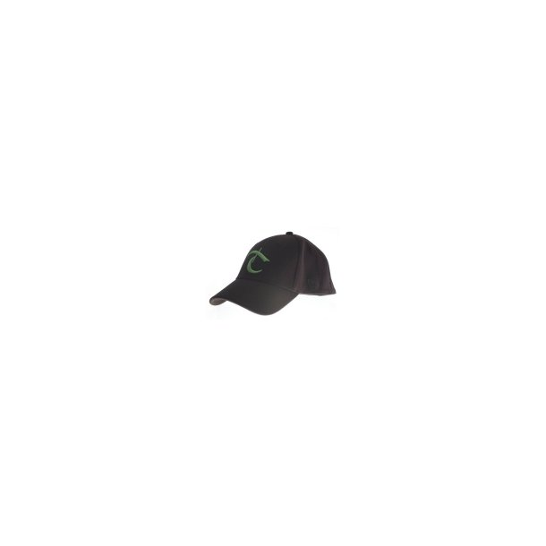 Tanked Cap Black/Green T