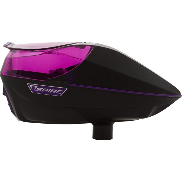 Virtue Spire 200 Paintball Loader Purple